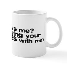 Love Games Small Mug