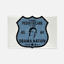 Pediatrician Obama Nation Rectangle Magnet