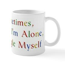 Google Myself Mug
