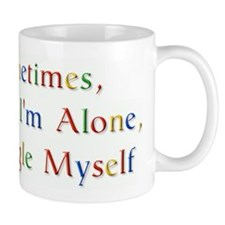 Google Myself Small Mug