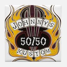 johnnys Tile Coaster