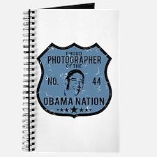 Photographer Obama Nation Journal