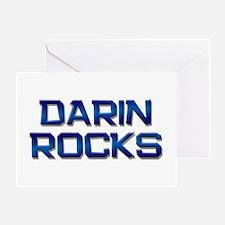 darin rocks Greeting Card