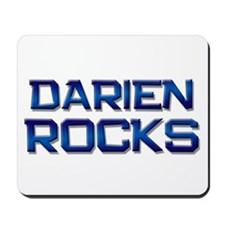 darien rocks Mousepad