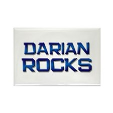darian rocks Rectangle Magnet