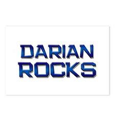 darian rocks Postcards (Package of 8)