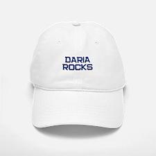 daria rocks Baseball Baseball Cap
