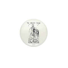 Westford Knight Mini Button (100 pack)