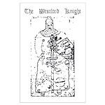 Westford Knight Large Poster