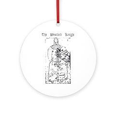 Westford Knight Ornament (Round)