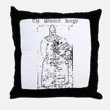 Westford Knight Throw Pillow