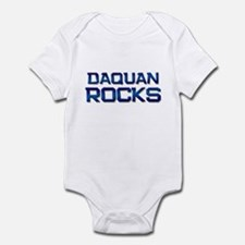 daquan rocks Infant Bodysuit