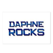 daphne rocks Postcards (Package of 8)