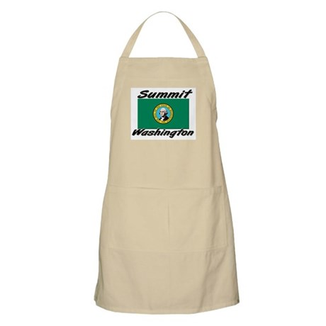 Summit Washington BBQ Apron