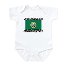 Steilacoom Washington Infant Bodysuit