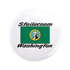 "Steilacoom Washington 3.5"" Button"
