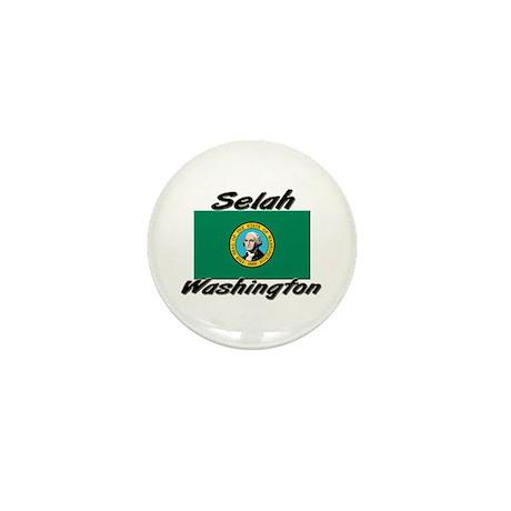 Selah Washington Mini Button (10 pack)