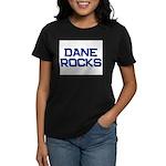 dane rocks Women's Dark T-Shirt