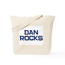 dan rocks Tote Bag