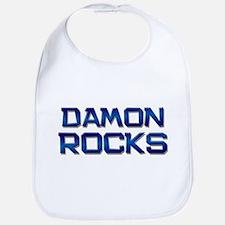 damon rocks Bib