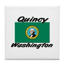 Quincy Washington Tile Coaster