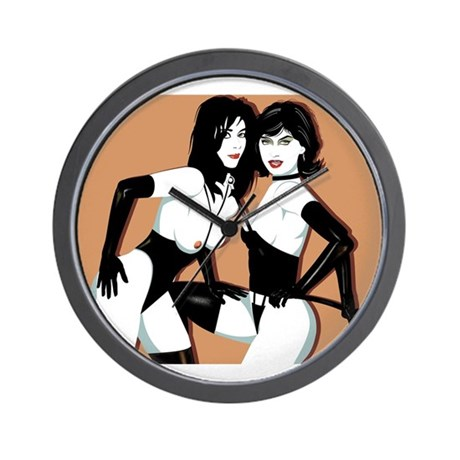 The Girls Wall Clock