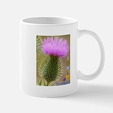 The Thistle. Mug