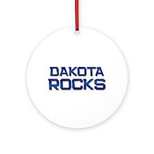 dakota rocks Ornament (Round)