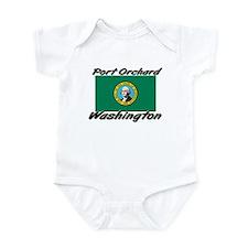 Port Orchard Washington Infant Bodysuit