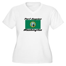 Port Angeles Washington T-Shirt