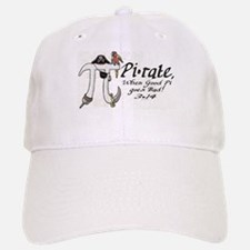Pirate Pi Day Baseball Baseball Cap