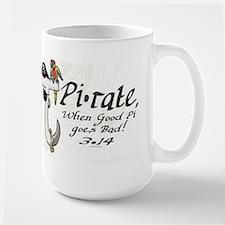 Pirate Pi Day Mug
