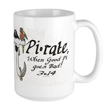 Pirate Pi Day Mug
