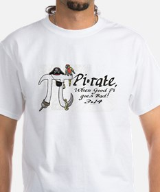 Pirate Pi Day Shirt