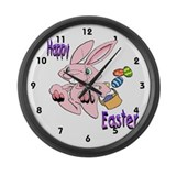 Happy easter Giant Clocks