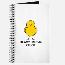 Heavy Metal Chick Journal