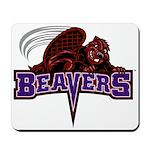 CCNY Beaver Mousepad