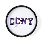 CCNY Beaver Wall Clock
