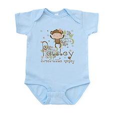 Paisley..Sweet little monkey Onesie