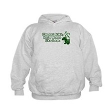 I'm not Irish, but I dance li Hoodie