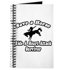 """Ride Heart Attack Survivor"" Journal"
