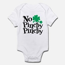 No Pinchy Pinchy Infant Bodysuit