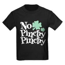 No Pinchy Pinchy T
