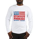 Stimulus Package Long Sleeve T-Shirt