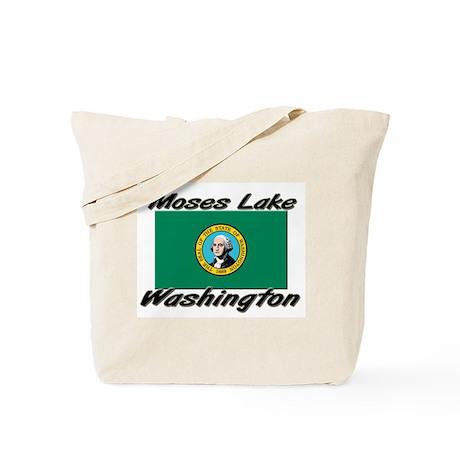 Moses Lake Washington Tote Bag