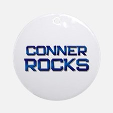 conner rocks Ornament (Round)