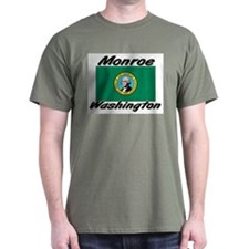 Monroe Washington T-Shirt
