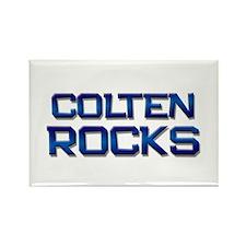 colten rocks Rectangle Magnet