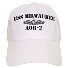 USS MILWAUKEE Baseball Cap