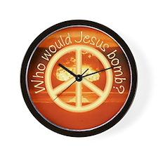 WWJB Wall Clock